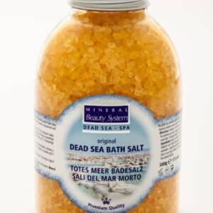 Ароматни соли Ванилия от 4A Natural