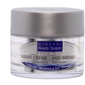 Крем против бръчки Mineral Beauty System от 4A Natural