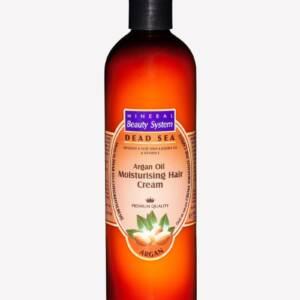 Хидратиращ крем за коса с арганово масло от 4A Natural