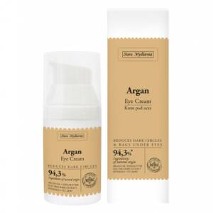 Изсветляващ крем за очи с арганово масло от 4A Natural