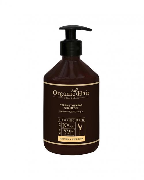 Укрепващ шампоан за изтощена коса от
