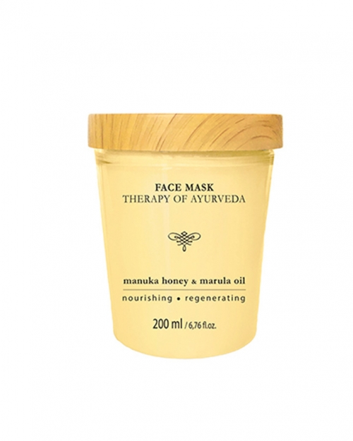 Маска за лице с мед от манука от 4A Natural
