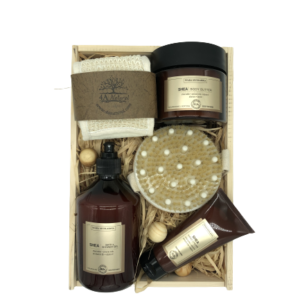 Кутия 4A Natural , магията на маслото от Ший. Козметика за тяло.